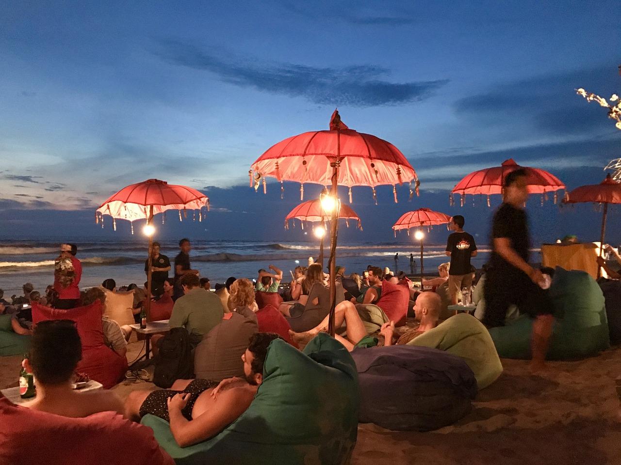 Bali and area, Indonesia