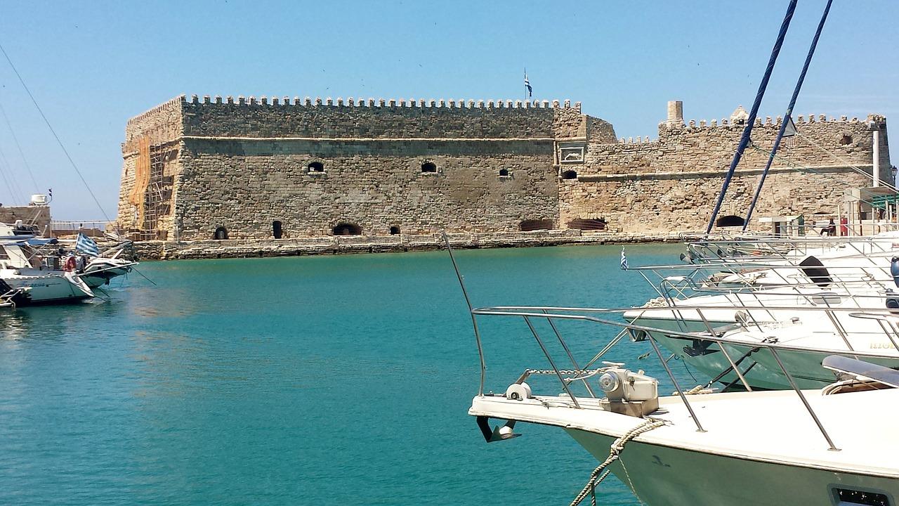 Heraklion Crete, Greece